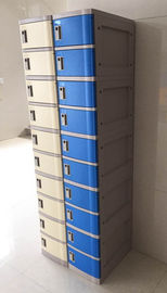 China Phone Charger Locker With Baffle Sheet , 32 Doors One Set Cell Phone Lockers With Chargers supplier