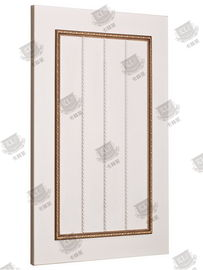China Wear Resistant Wooden Moulded Doors For Home Furniture / Home Decoration supplier